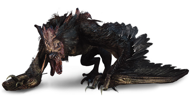 Monster #2: The Shrieker | The Witcher 3: Wild Hunt